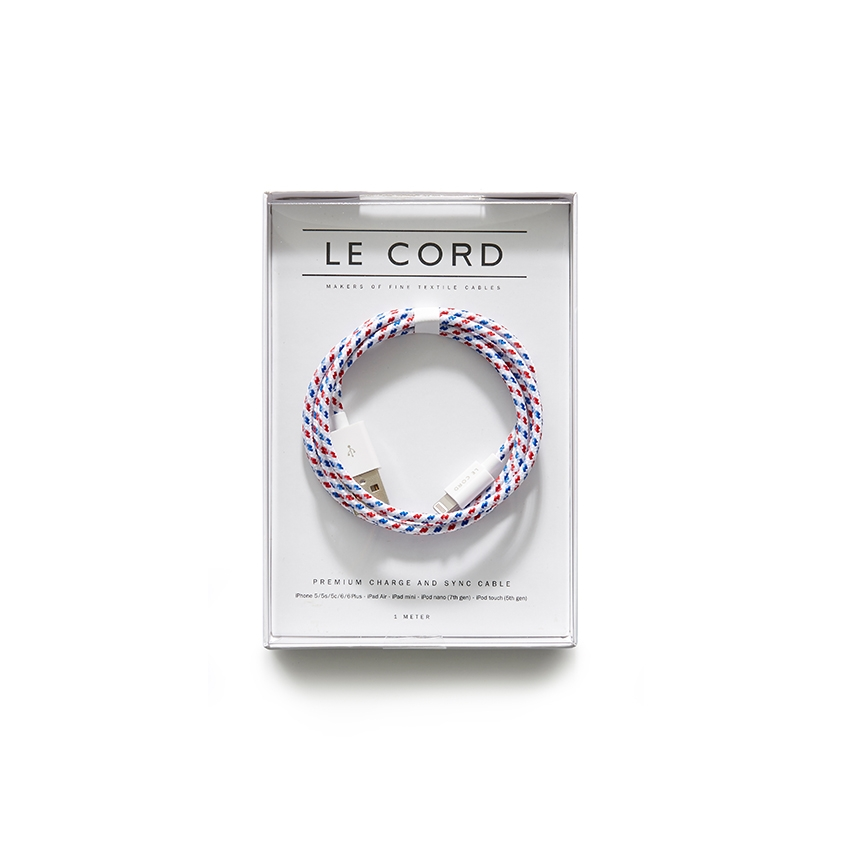 [LE CORD] USB charge spiral cable