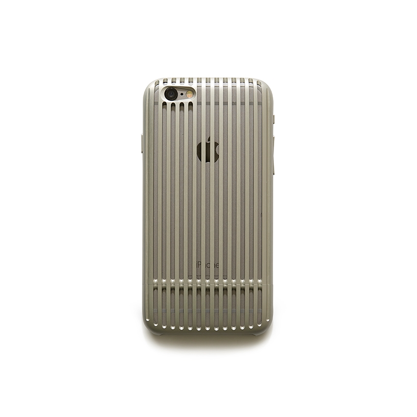 [SQUAIR] the slit case - SILVERIPHONE 6S/6