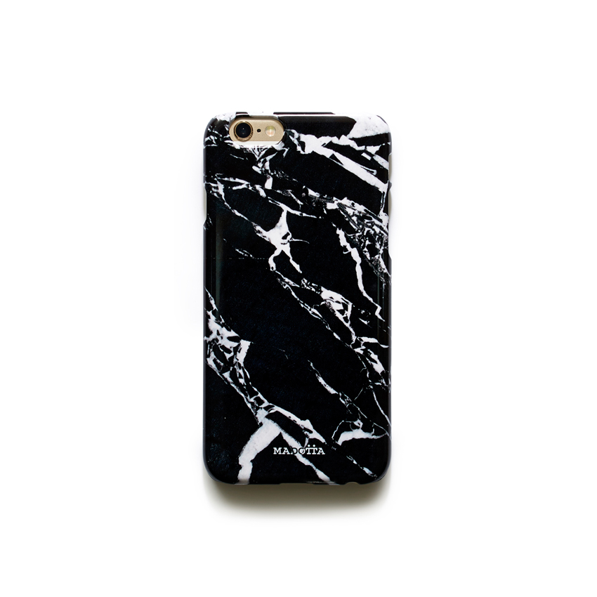 [MADOTTA] black marble caseIPHONE 6S/6