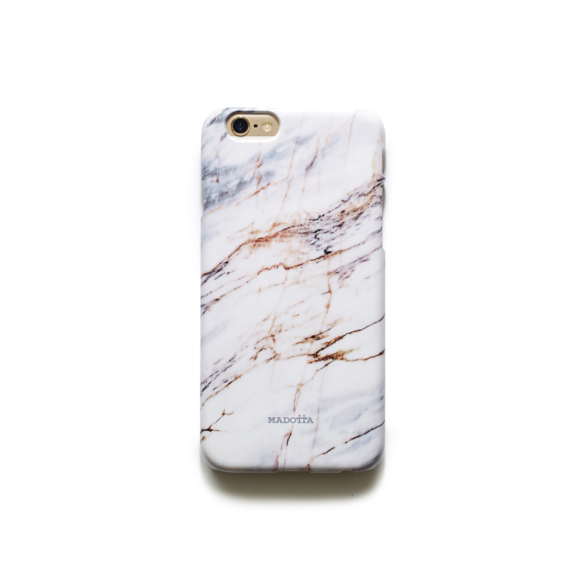 [MADOTTA] golden storm marble caseIPHONE 6S+/6+