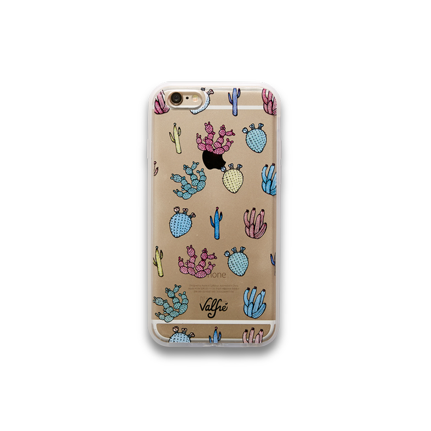 [VALFRE] catcus hard shell case  IPHONE 6S/6