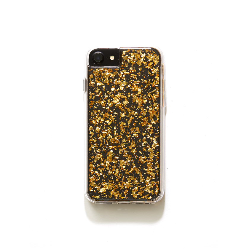 [CASE.MATE] karat gold & clear case IPHONE 8/7