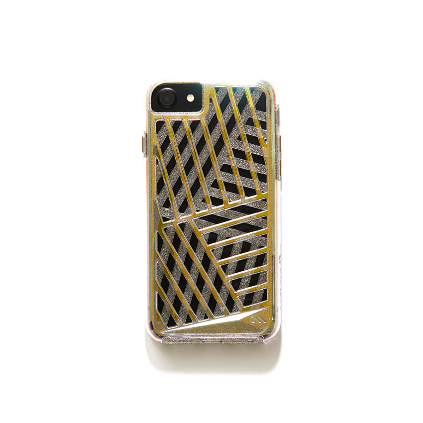 [CASE.MATE] tough layers cage iridescent case IPHONE 8/7