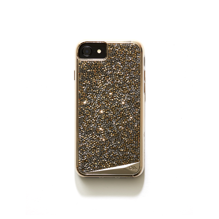 [CASE.MATE] brilliance champagne case IPHONE 8/7