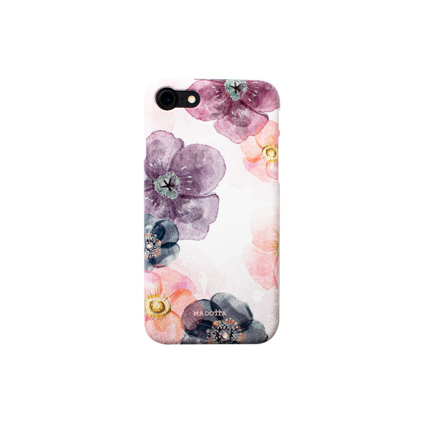 [MADOTTA] abstrack anemone case  IPHONE 8/7