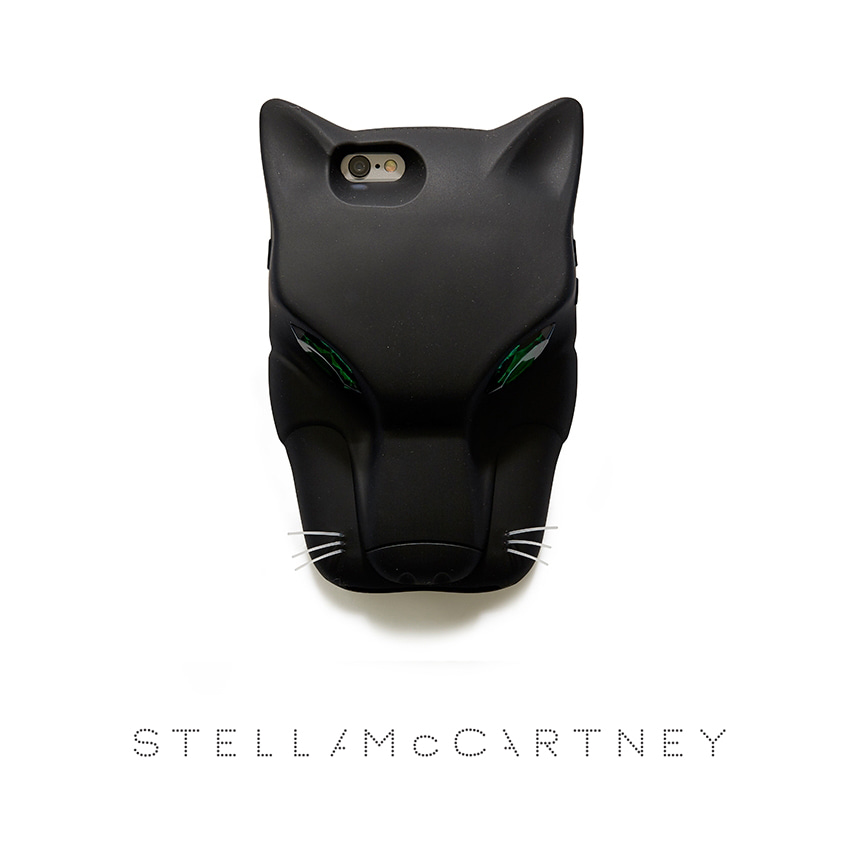 [S. MCCARTNEY] panther caseIPHONE 6S/6