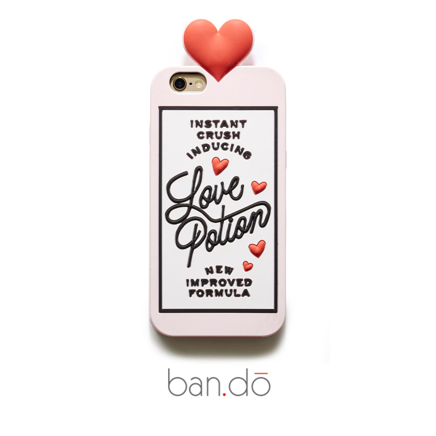 [BANDO] love potion caseIPHONE 6S/6