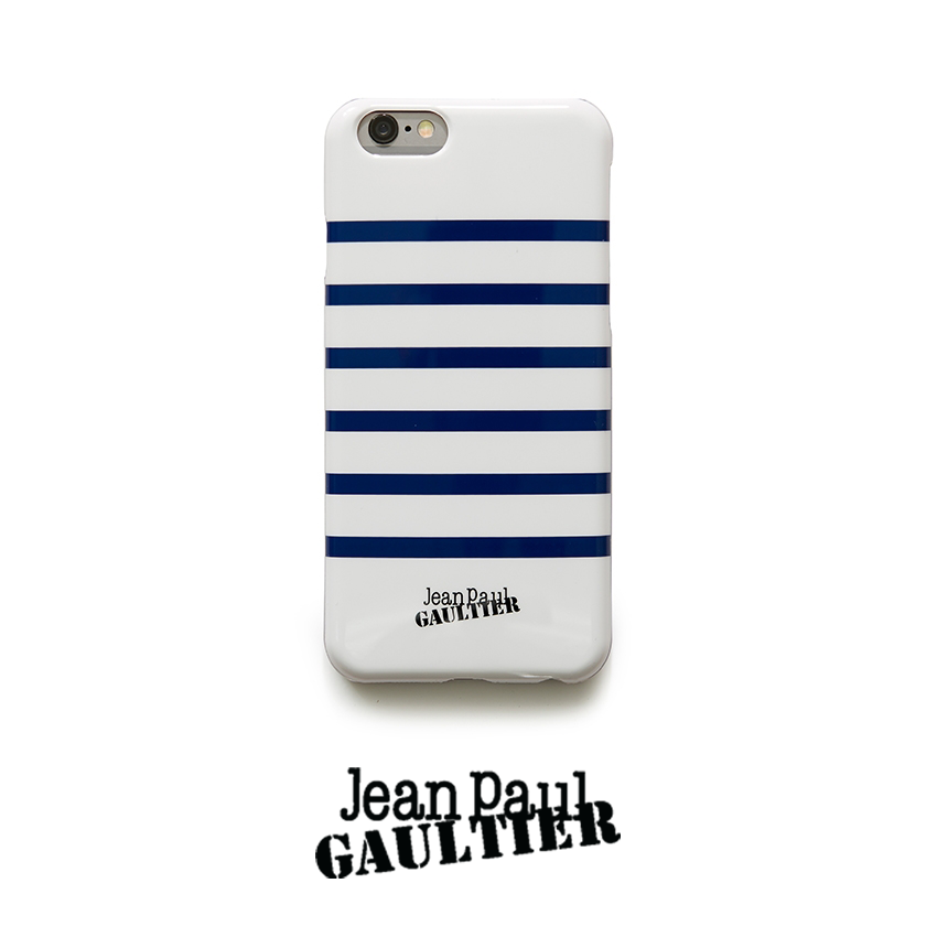 [JEAN PAUL] striped back-cover caseiPhone 6S+/6+