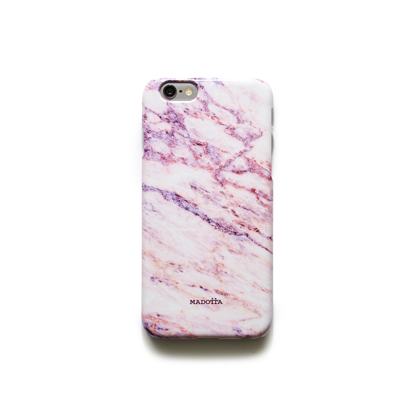 [MADOTTA] pink galaxy marble caseIPHONE 6S+/6+