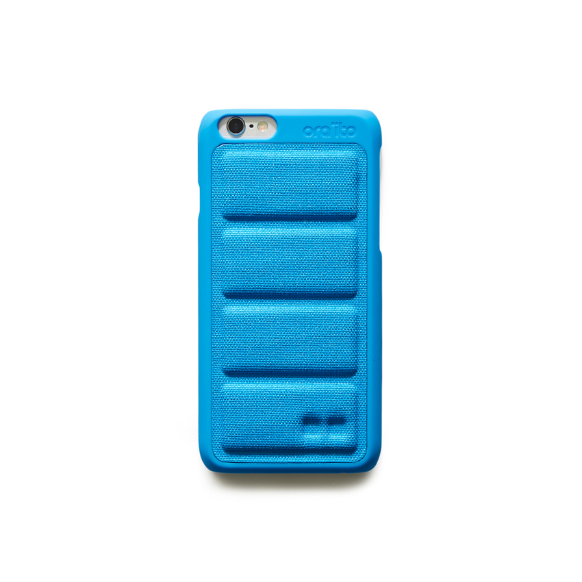[ORAITO] padding back cover case - BLUEIPHONE 6S/6