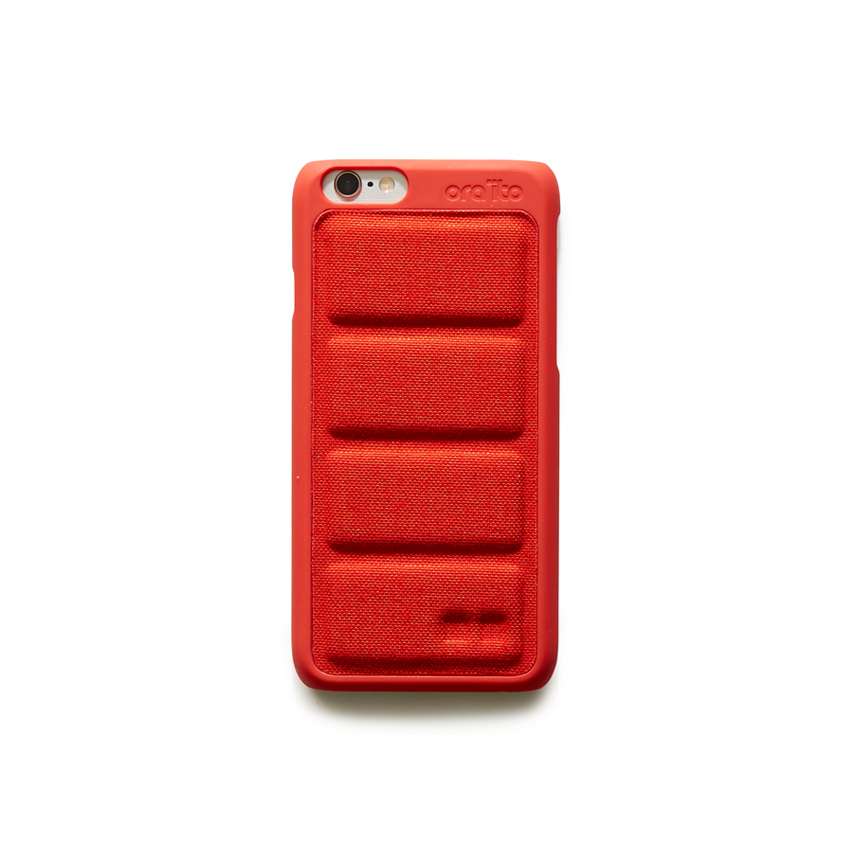 [ORAITO] padding back cover case - REDIPHONE 6S/6