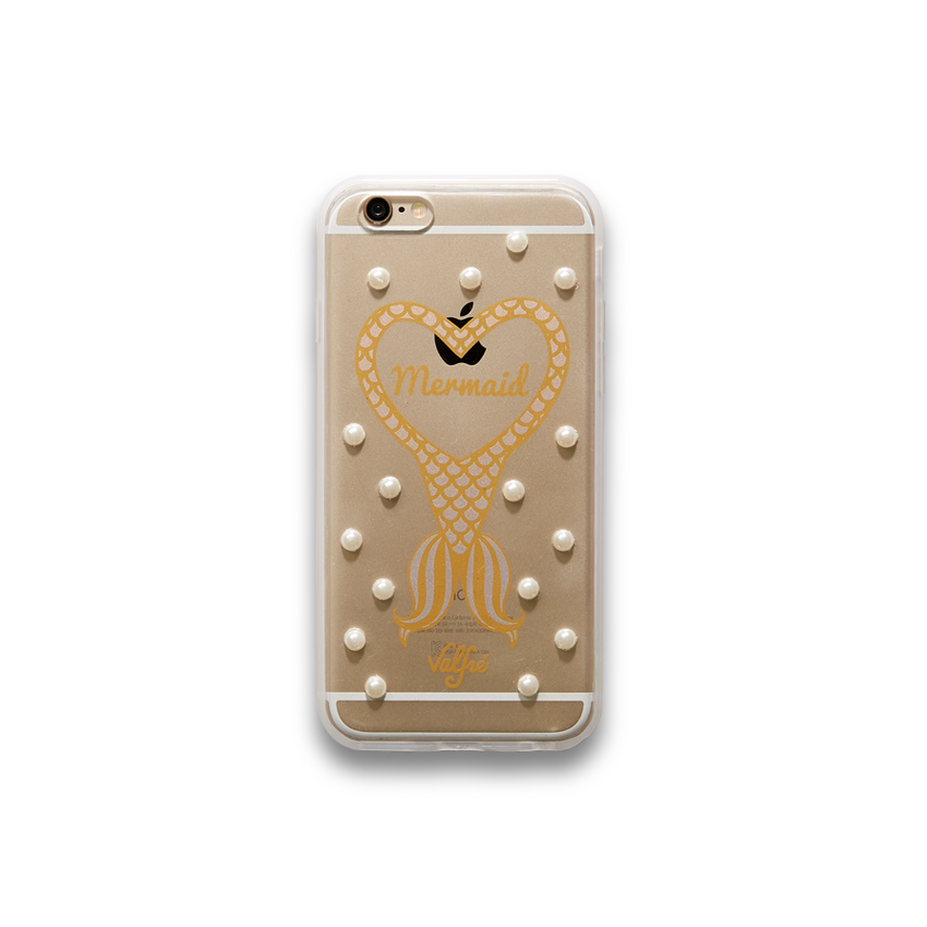[VALFRE] mermaid hard shell case  IPHONE 6S/6