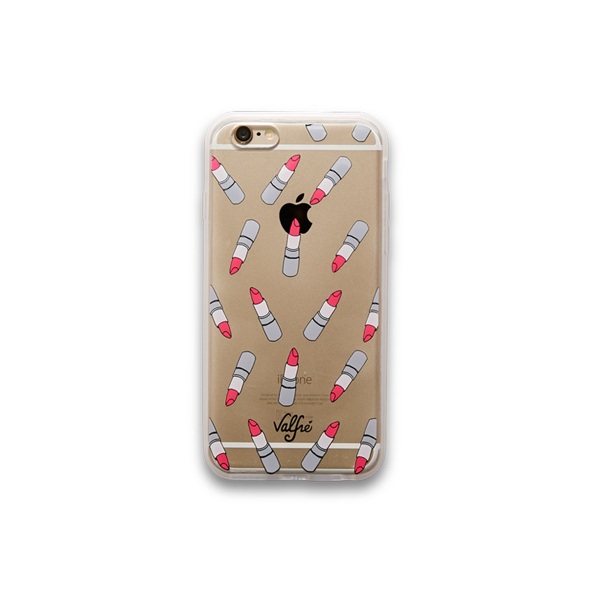 [VALFRE] pucker up hard shell case  IPHONE 6S/6