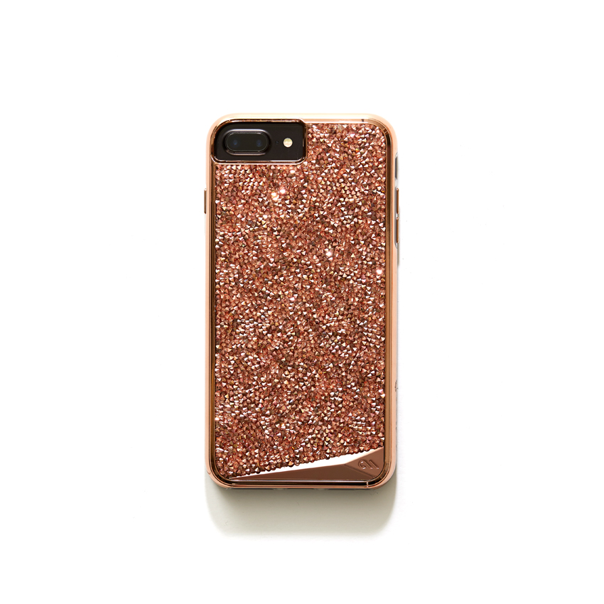 [CASE.MATE] brilliance rose gold case IPHONE 8+/7+