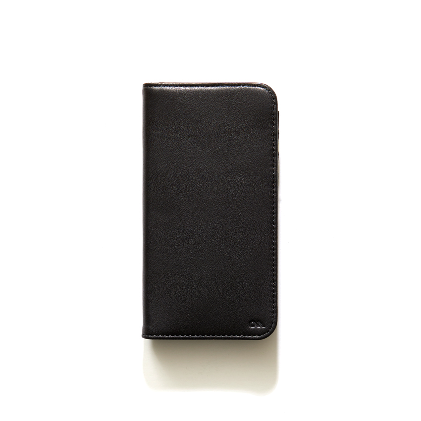 [CASE.MATE] wallet folio black case IPHONE 8+/7+