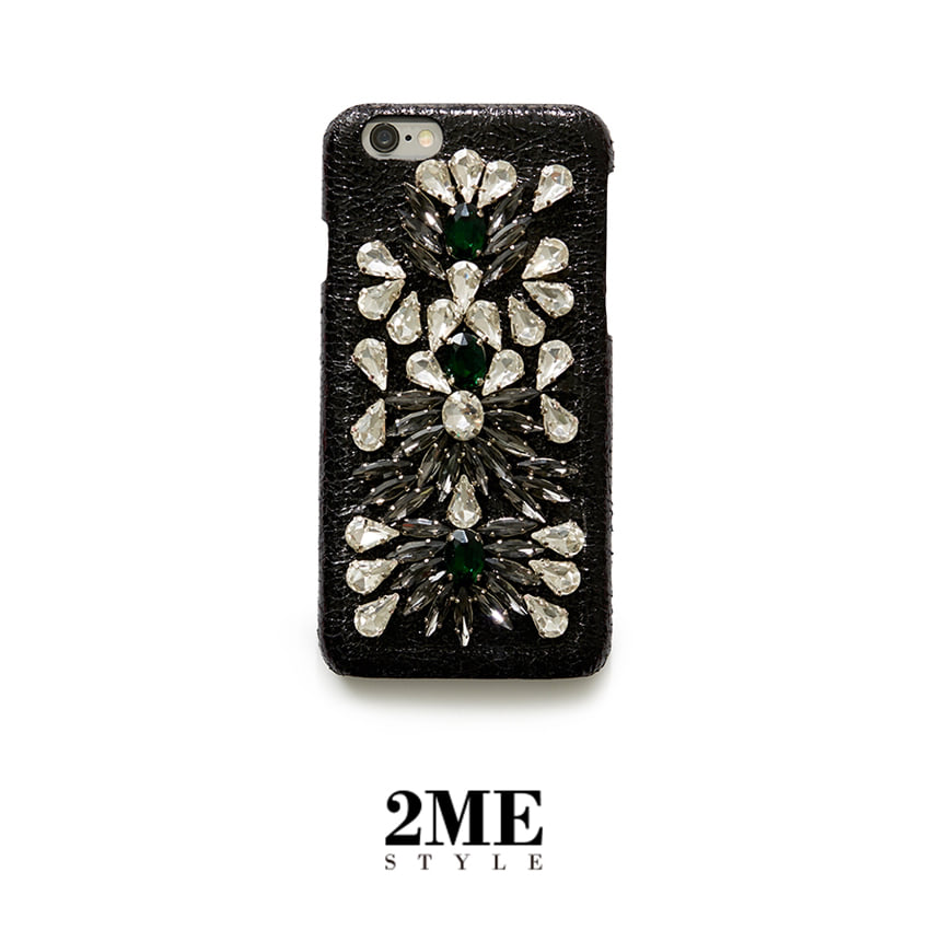 [2ME STYLE] smoky emerald caseIPHONE 6S/6